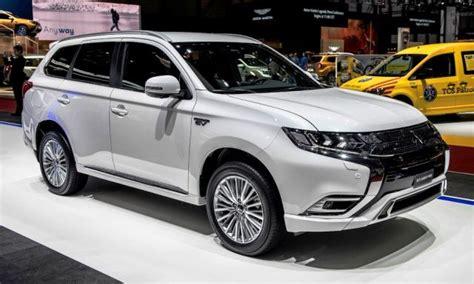Mitsubishi Pajero Wagon 2020 by 2020 Mitsubishi Outlander Review Phev Version Nissan