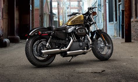 2013 Harley-davidson Forty-eight Bobber