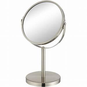 Ikea Miroir Sur Pied : miroir grossissant x 2 5 rond poser x beauty leroy merlin ~ Dode.kayakingforconservation.com Idées de Décoration