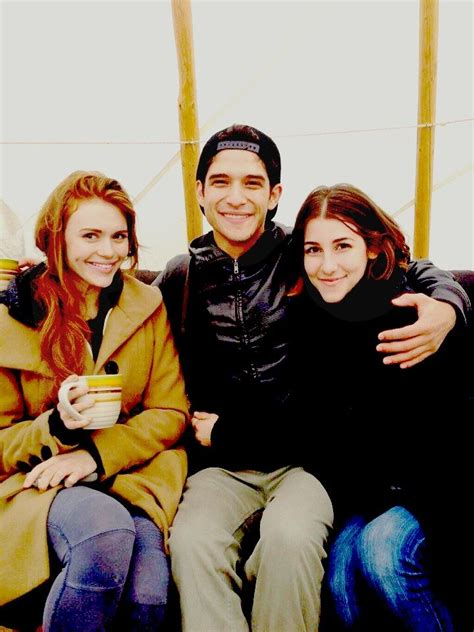 holland roden and tyler posey dating 130 best images about tyler posey on pinterest tyler