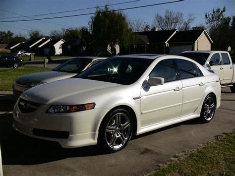 echawaii  acura tl specs  modification info