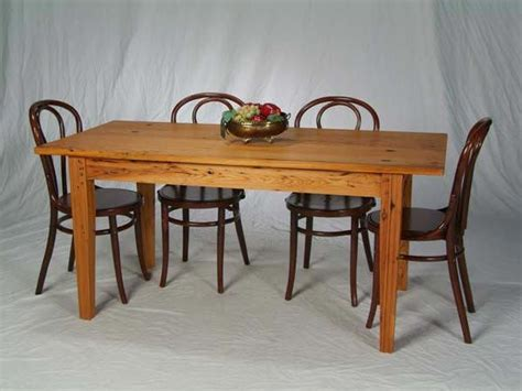 Dining Table Antique Cypress Dining Table