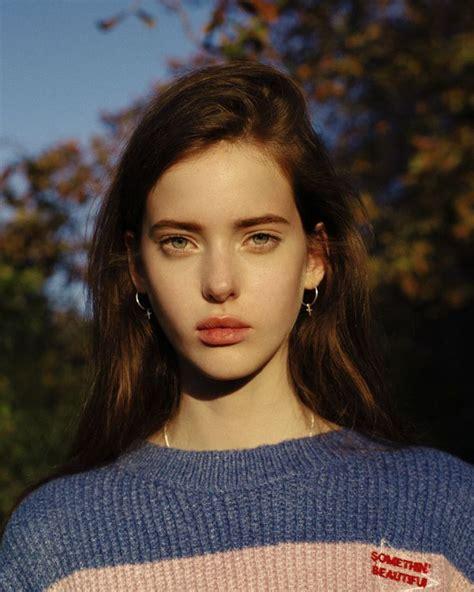 REBEKA Apsalone   Dark hair, Model, Hair