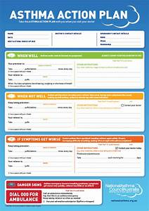 my asthma action plan template With my asthma action plan template