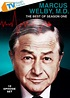 TV Collectibles: Marcus Welby, M.D. - DVD - Best of Season ...
