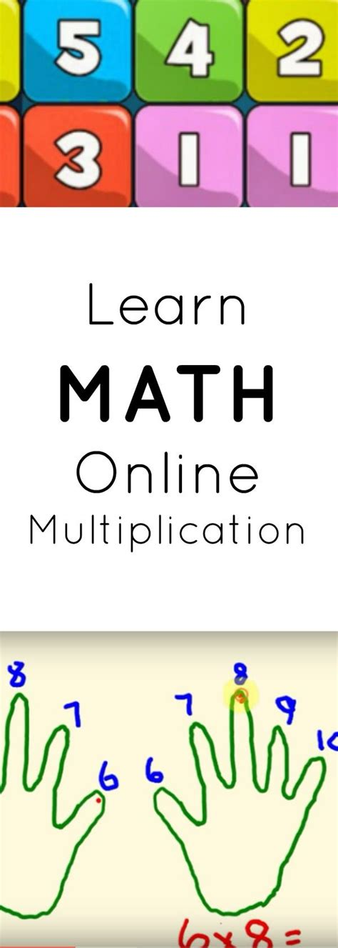 25+ Best Learning Multiplication Tables Ideas On Pinterest