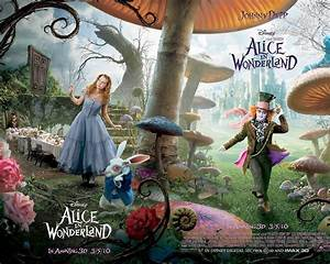 Alice in Wonderland Movie Poster #4202980, 1280x1024 | All ...