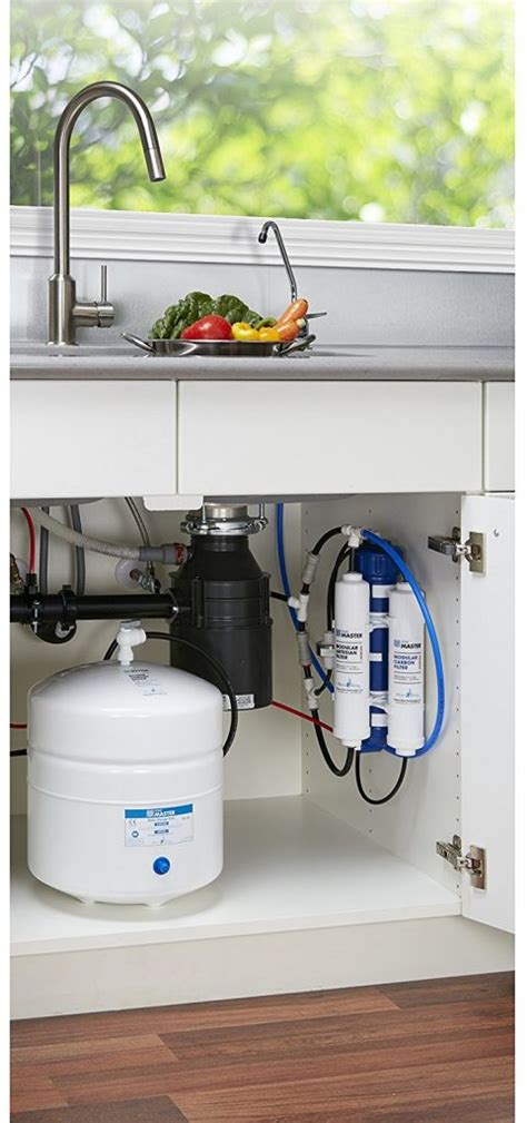 best under sink reverse osmosis system under sink water filter the aquasana aq520055 2stage under
