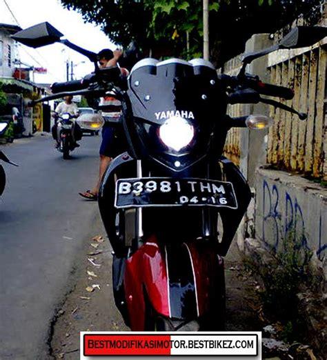 Modif Variasi Yamaha Byson by Modif Yamaha Byson Stang Jepit Gambar Modifikasi Terbaru