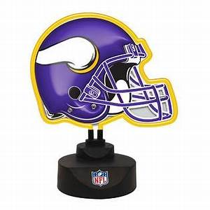 NFL Minnesota Vikings Neon Lamp Fitness & Sports Fan