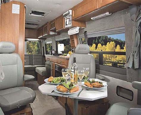 Roadtrek Rs-adventurous Class B Motorhome Dining