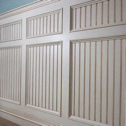 bead board panel wainscoting design ideas pictures