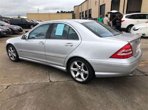 Sport c230 4dr sedan see specs. 2007 Mercedes-Benz C-Class C230 4dr Sedan 2.5L Sport RWD Sedan for Sale Bessemer, AL - $5,250 ...