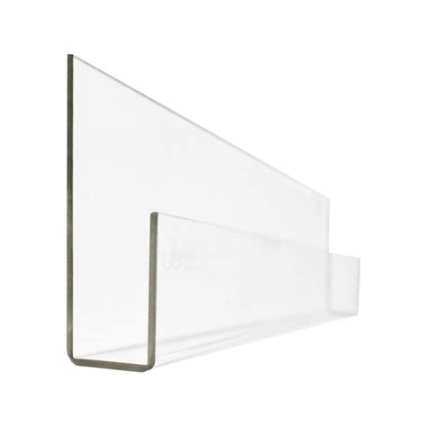leo ubabub booksee clear acrylic book shelf set of 2 pre order end of july