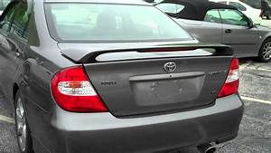 2004 Toyota Camry Se V6  6995