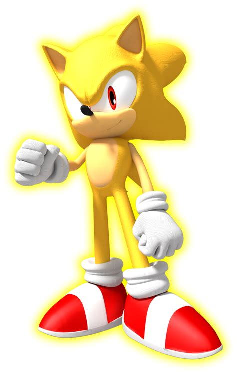 Super Sonic the Hedgehog deviantART