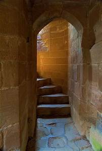 Kenilworth Castle Picture - Saintlowe Tower stairs