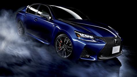 Lexus Gs F 4k Ultra Hd Wallpaper