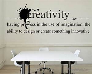 Basic Concepts Of Interior Design 23 Creative Wall Decals Ideas For Office 14 Is Most