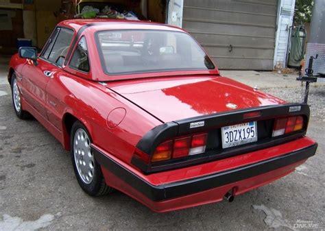 1988 Alfa Romeo by Ca 1988 Alfa Romeo Spider Quadrifoglio 8000 Clublexus