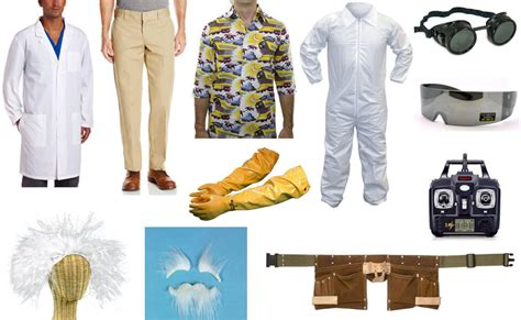 doc brown costume doc brown costume diy guides for