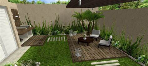 decoracion de jardines pequenos jardines modernos