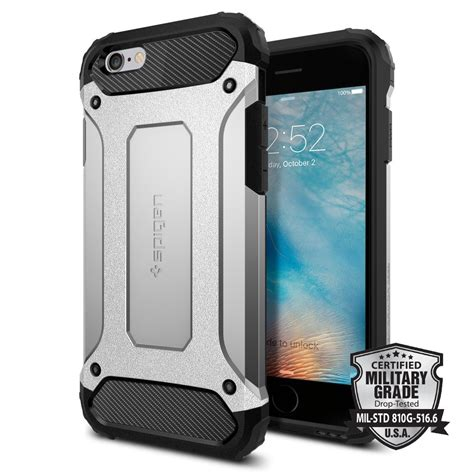 6s iphone cases iphone 6s tough armor tech spigen