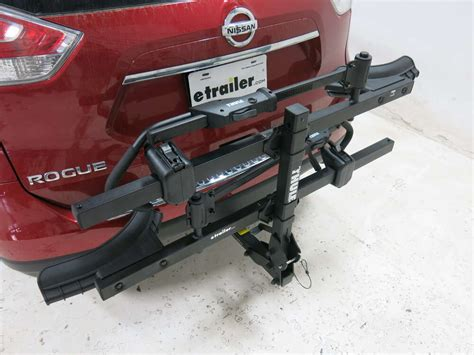 thule classic thule t2 classic 2 bike platform rack 2 quot hitches tilting thule hitch bike racks th9044