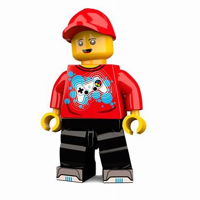 Lego Legos Clipart Person Guy Transparent Characters
