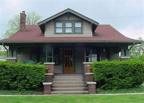 craftsman style house fairfield heritage