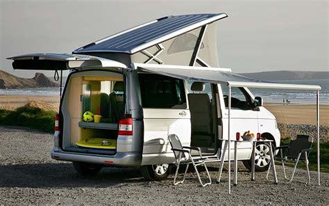Volkswagen California Camper Van Review