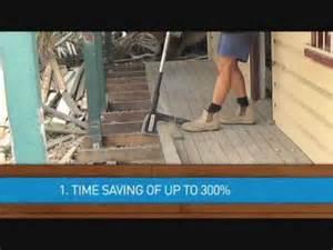 ezy lifter ergonomic tool to remove floor boards