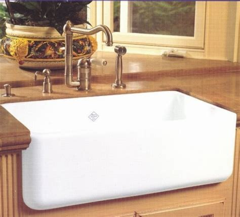 rohl country kitchen why all the fuss about fireclay abode 1977