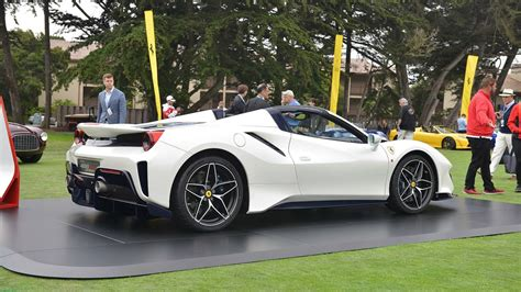 Unless you have a distinct preference for the feel of wind whipping through your hair, we think you'll be more than satisfied with the coupe, which is slightly more affordable than the droptop. Ferrari 488 Pista Spider Gets Full Tech Specs Rundown In Paris