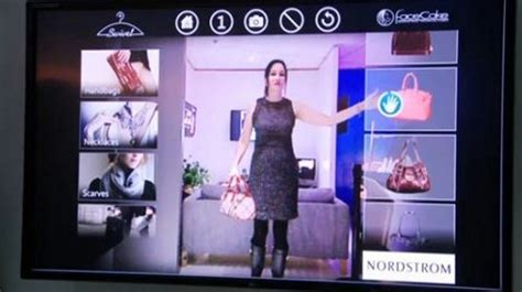 virtual dressing room takes pain   clothes shopping