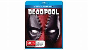 Deadpool 4K Ultra HD Blu Ray Review This Is Detail