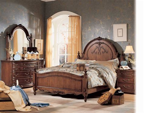 chambre ambiance nature lea mcclintock heirloom panel bedroom collection