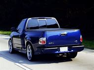 Sonic Blue Ford Lightning For Sale