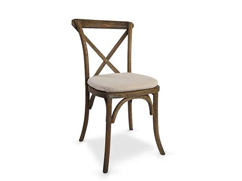 country vineyard oak chair cort rental