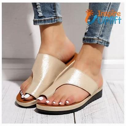 Platform Sandals Bunion Toe Ring Feet Rings