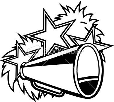 Megaphone Graphic Clipart Best 17 Best Images About Cheerleading On Cheer