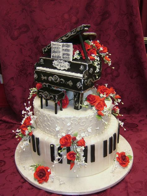 baby grand piano cake jackies cake boutique