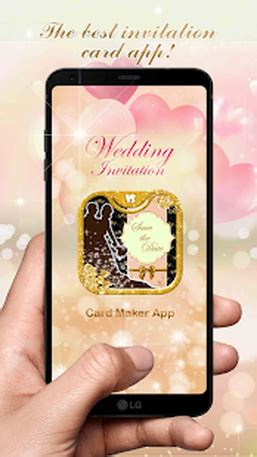 Wedding Invitation Card Maker App for Android Free