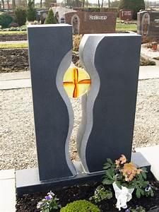 Grabsteine Preise Einzelgrab : grabsteine mit glas glasdekore teufel ~ Frokenaadalensverden.com Haus und Dekorationen