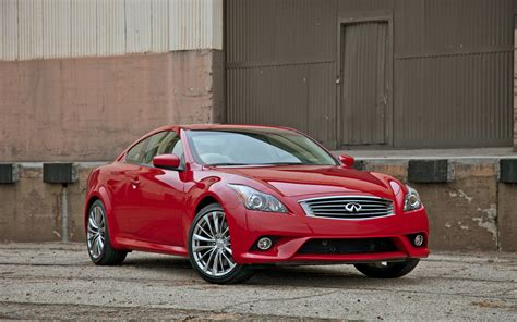 2018 Infiniti G37s Coupe Front 34 Photo 46170912