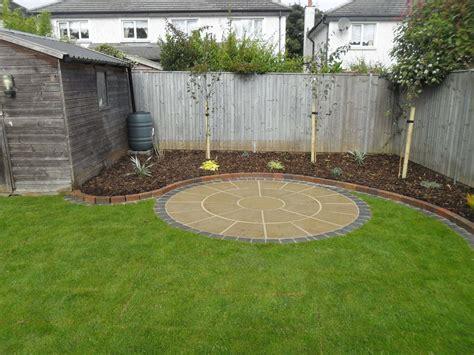 Circular Patio,raised Patio Garden Design, Roschoill