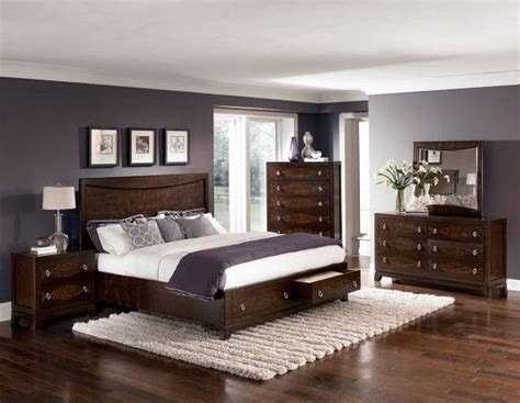 dark furniture bedroom ideas  pinterest white