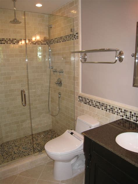 subway tile ideas for bathroom beige subway tile bathroom contemporary with none