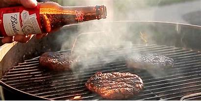 Beer Meat Grilled Helps Adding Connection Cancer
