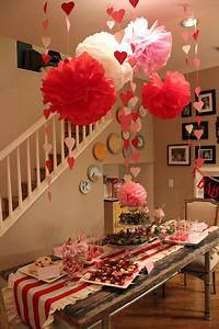 valentine decoration ideas Extraordinary Valentines' Table Settings For A Classy Celebration